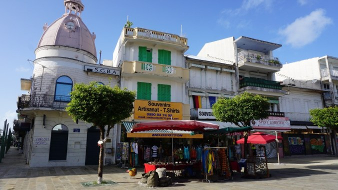 Guadeloupe - point a pitre shops