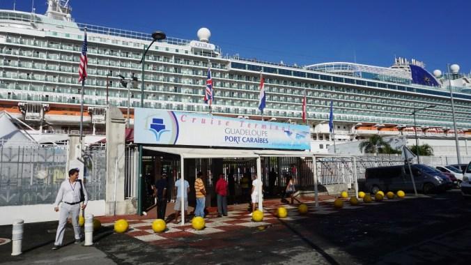Guadeloupe - port
