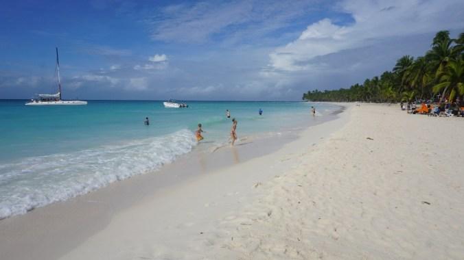 Republica Dominicana - saona island beach1
