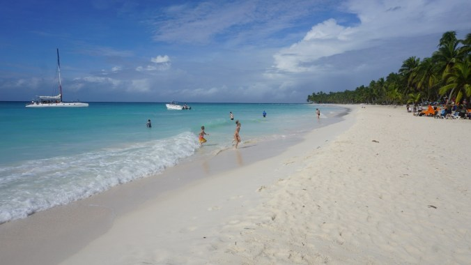 Republica Dominicana - saona island beach1
