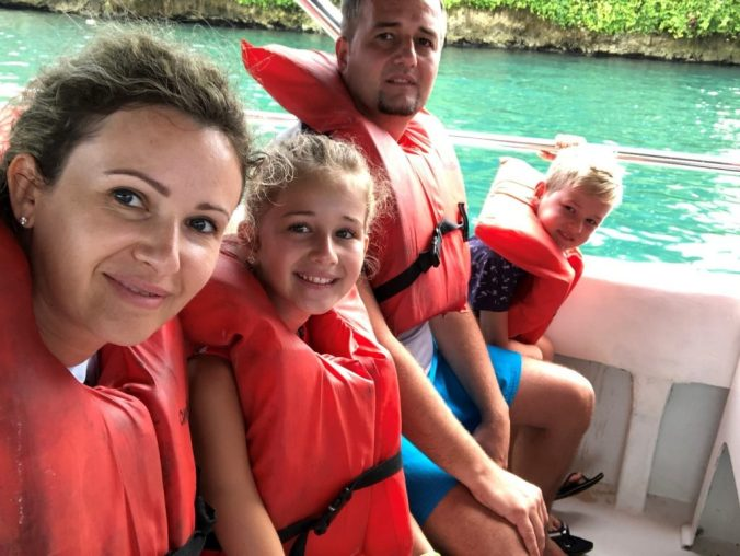Republica Dominicana - speed boat2
