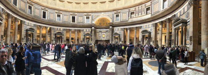 Roma - Pantheon1