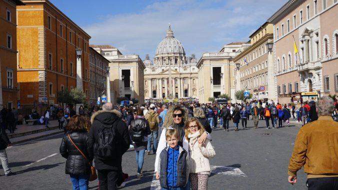 Roma - St. Peter square1