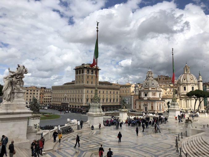 Roma - altare della patria2