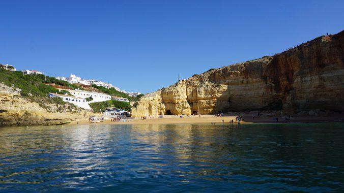 Algarve -benagil beach