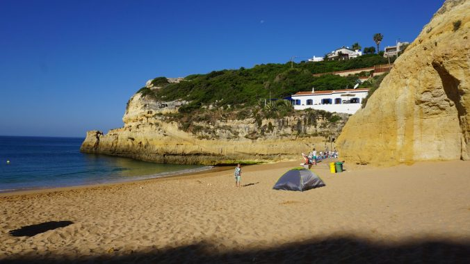 Algarve -benagil beach2