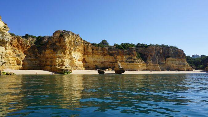 Algarve -praia de marinha2