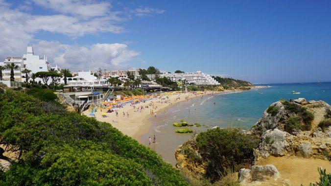 Algarve -praia de oura