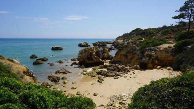 Algarve -praia de oura1