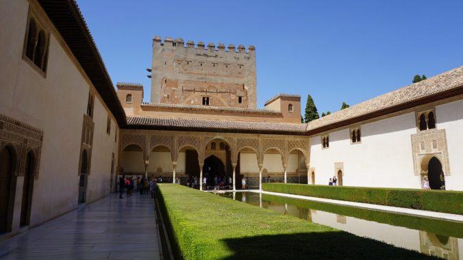 Alhambra- nasrid palace1