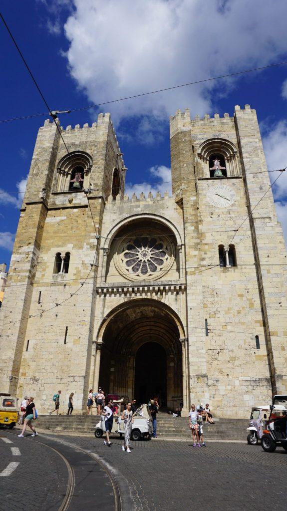 Lisabona - se cathedral