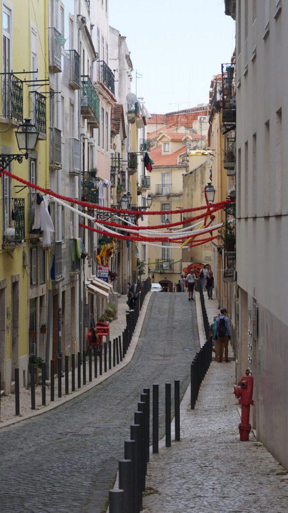 Lisabona - street