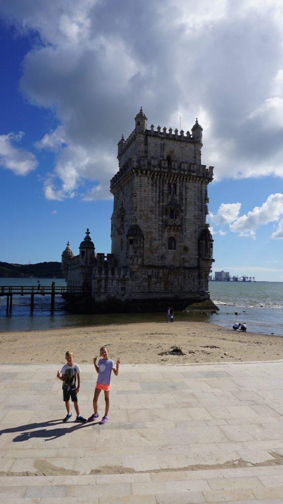 Lisabona - torre de belem