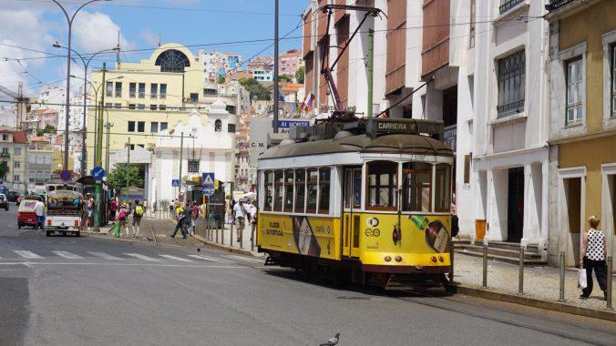 Lisabona - tram 28