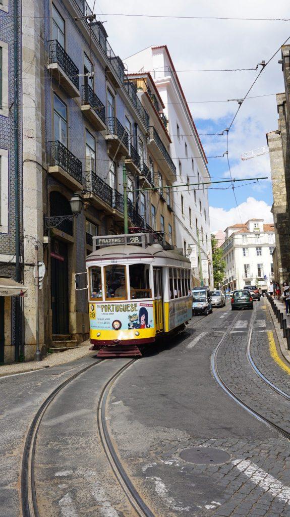 Lisabona - tram 28(1)
