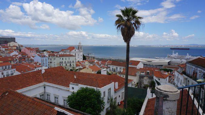 Lisabona - view1