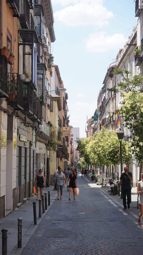 Madrid - streets1