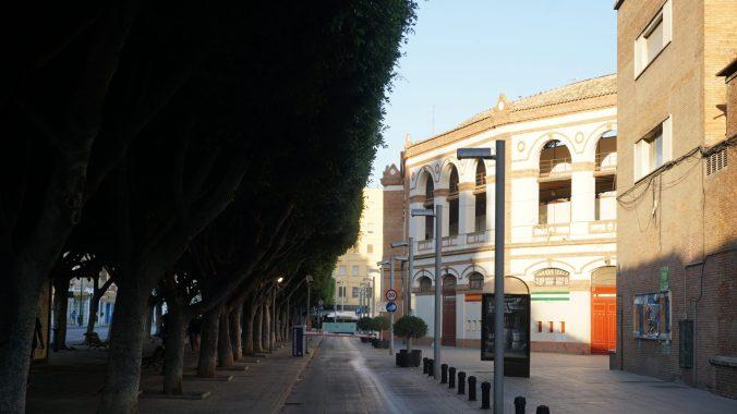 Malaga -plaza de toros