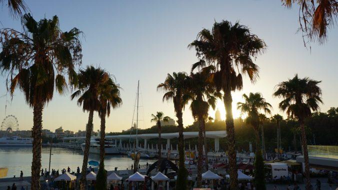 Malaga -port