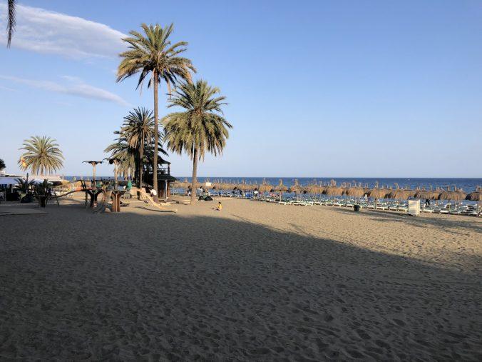Marbella - beach