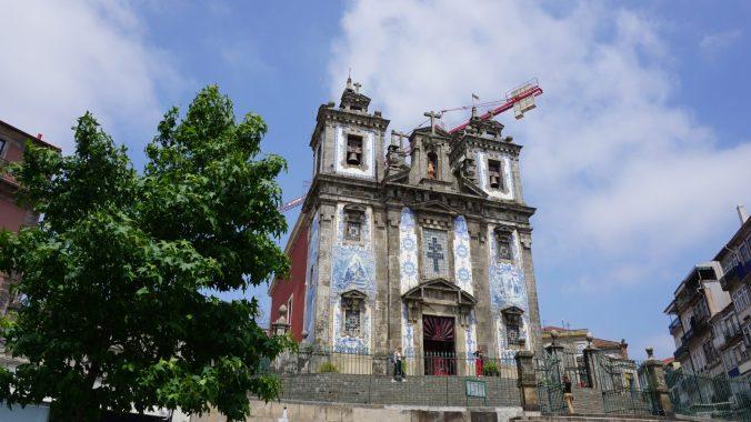 Porto - church1