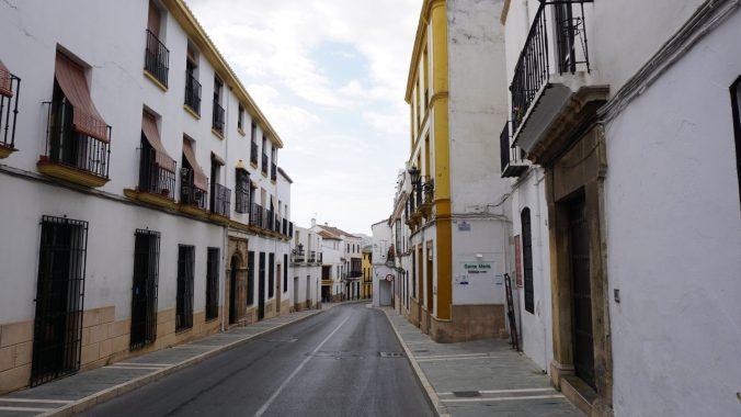 Ronda -streets