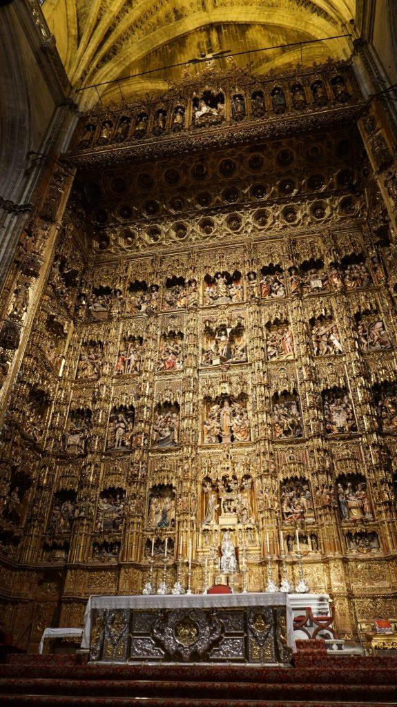 Sevilia- cathedral5