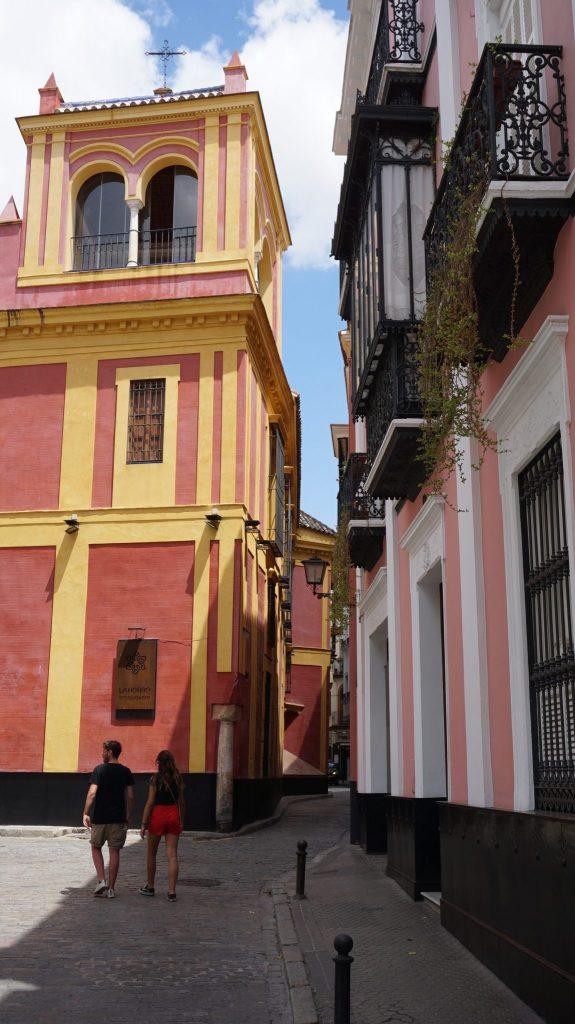 Sevilia- streets1
