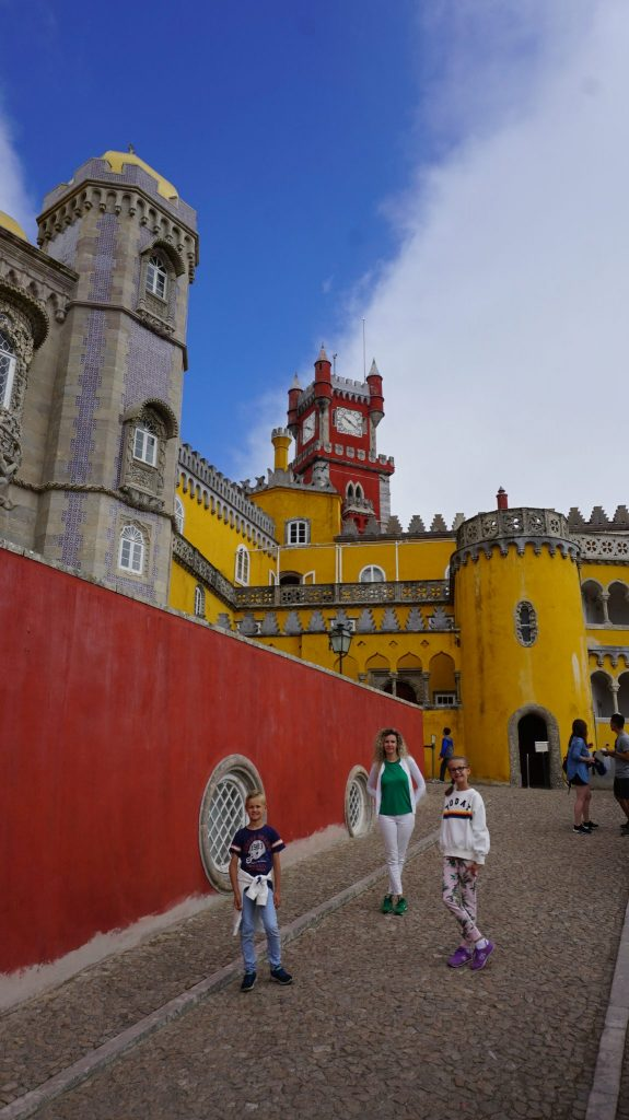 Sintra - Pena Palace9