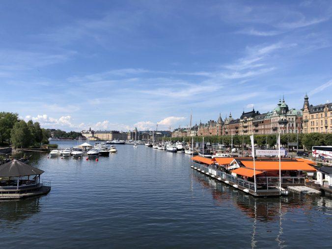 Stockholm - boats1
