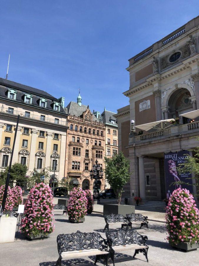 Stockholm - streets