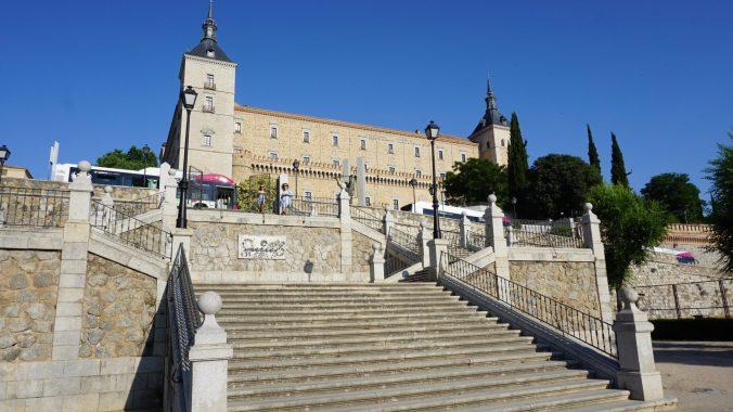 Toledo -Alcazar