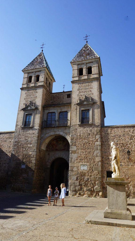 Toledo - walls