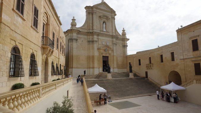 Malta - Gozo Victoria citadel