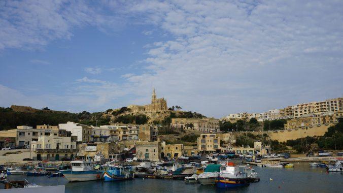 Malta - Gozo mgarr