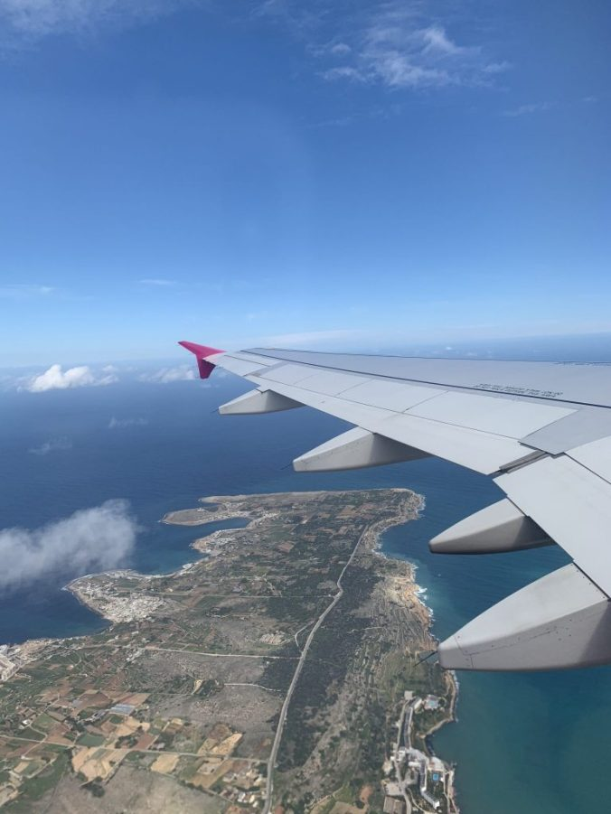 Malta - plane