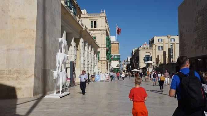 Malta - triq ir repubblika