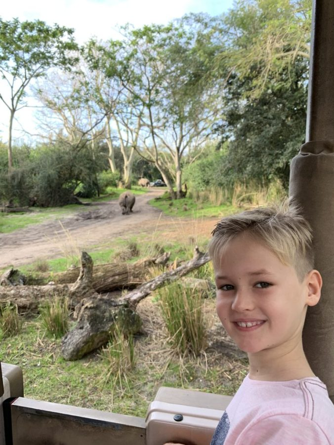 Animal Kingdom Orlando - safari6