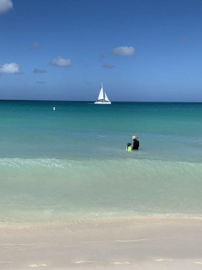 Aruba -palm beach1