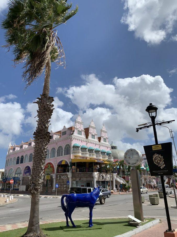 Aruba - port