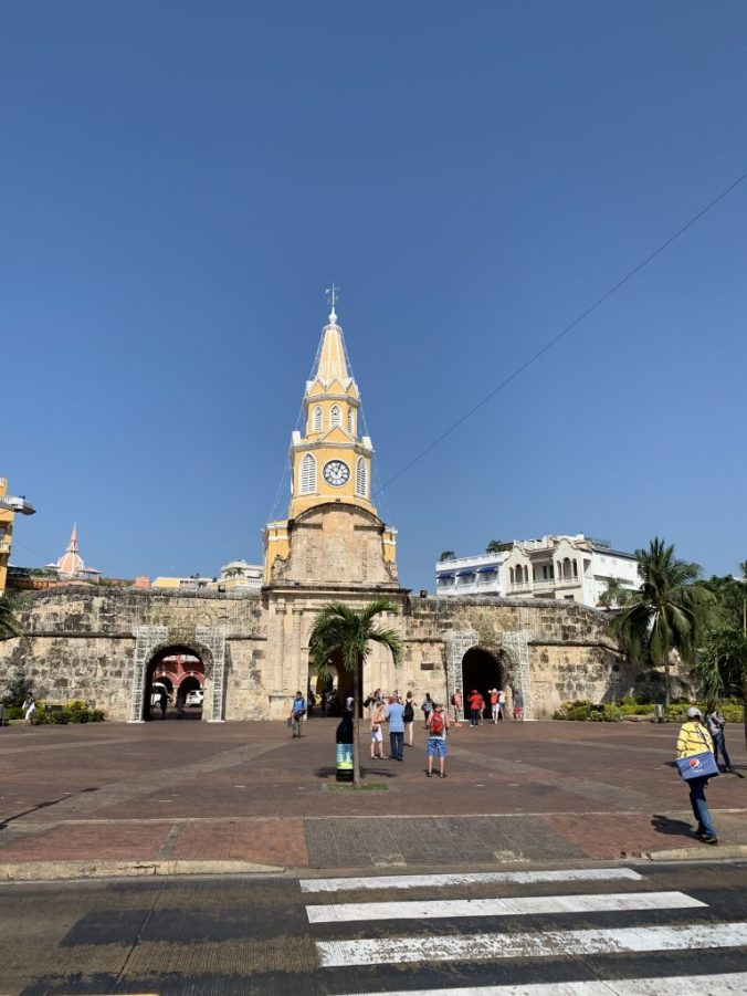 Cartagena -old city2