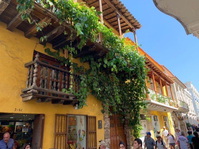Cartagena -old city6
