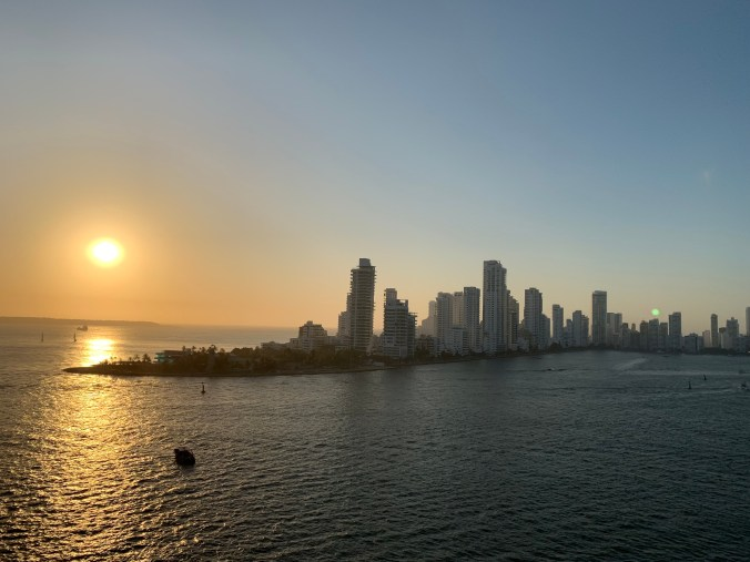 Cartagena - skyline1
