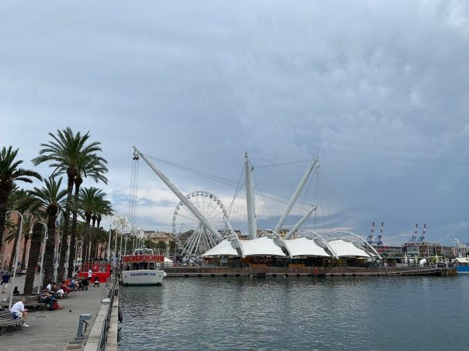 Genova - Porto Antico1