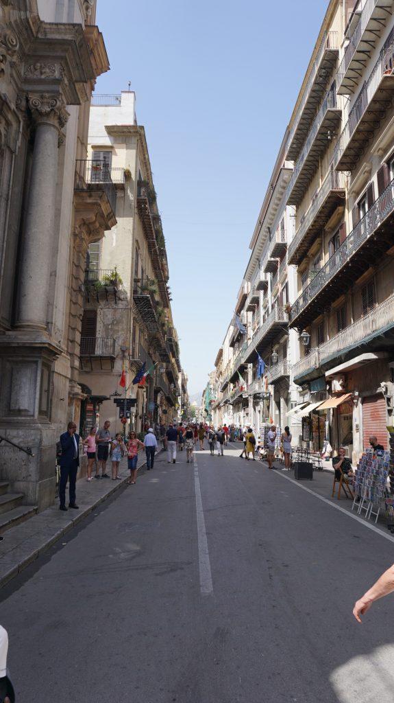 Palermo - street