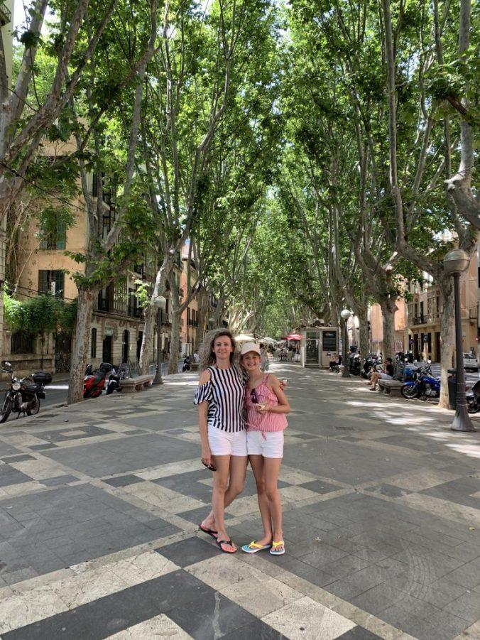 Palma de Mallorca - Rambla