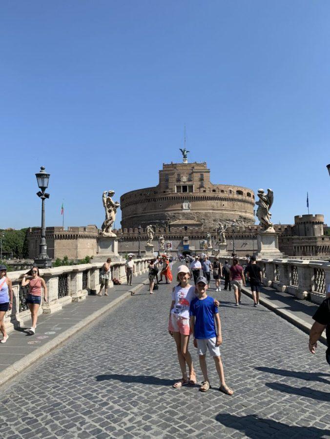 Roma - castel