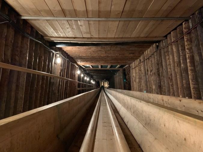 Hallstatt - salt mine7