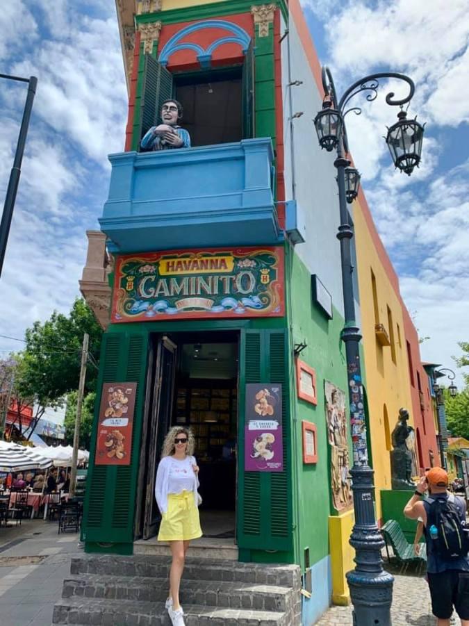 Buenos Aires - caminito