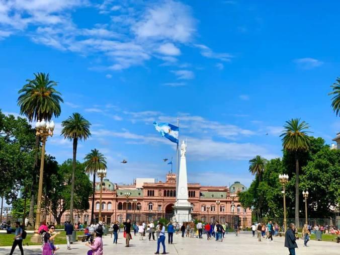 Buenos Aires - city center